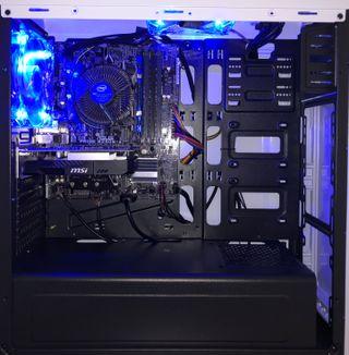 PC GAMER INTEL I3 8GB DDR4 GT 1030 2 GB