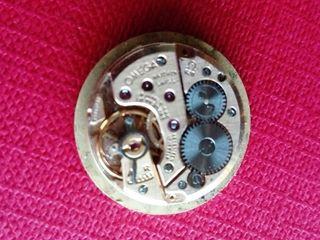 Esfera y máquina reloj Omega de mujer