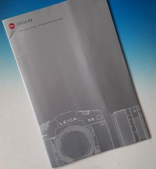 Cámara Leica R 9