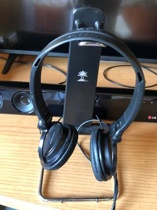 Auriculares Sony con cable