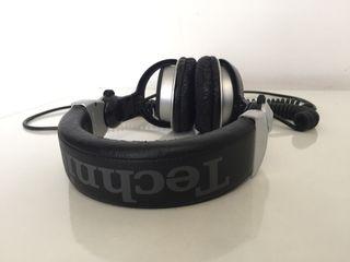 Auriculares DJ Technics RP-DJ1210E-S