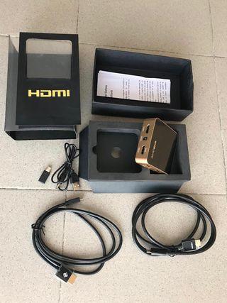 HUB HDMI USB