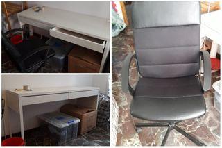 Esctitorio+silla