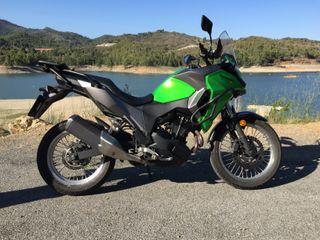 Kawasaki, X 300 Versys