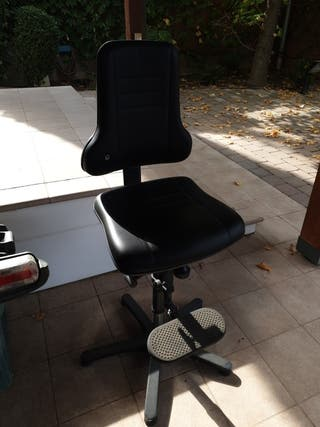 Cadira Oficina Alta