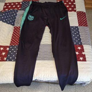 pantalones FC Barcelona pitillo