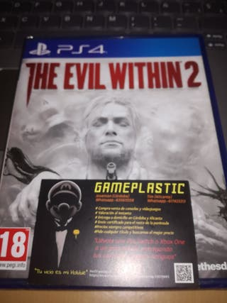 The Evil Within 2 Ps4 (PRECINTADO)