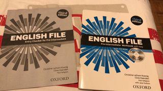 Libro inglés A1/B2