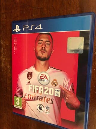 Fifa 20 PS4 (POST ONLY)