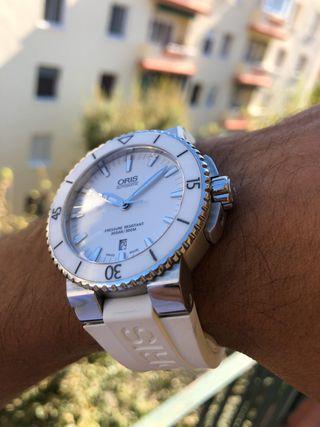 Reloj Oris aquis