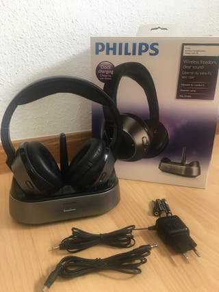 auriculares inalambricos Phillips SHC8535
