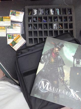 MALIFAUX M2E Miniaturas Lote