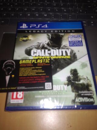 Cod Infinite Warfare Legacy Ps4 (PRECINTADO)