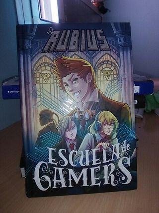 Rubius escuela de gamers 1 parte