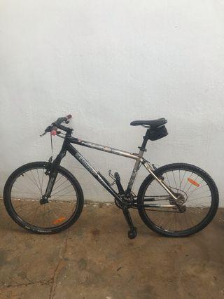 Bicicleta del Decathlon
