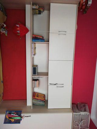 armario y cama nido