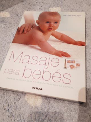 Libro MASAJE PARA BEBÉS