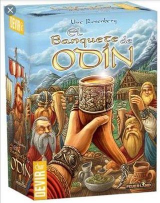 Juego banquete de Odin