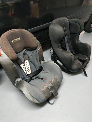 sillas de bebé para el coche