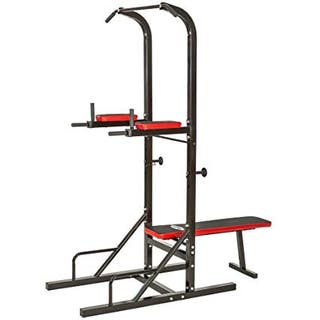 Máquina Musculación con Barra Dominadas