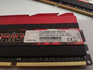 16GB RAM DDR3 GSkill TridentX