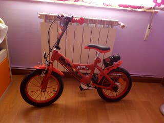 "Bicicleta 14"" Lady bug"
