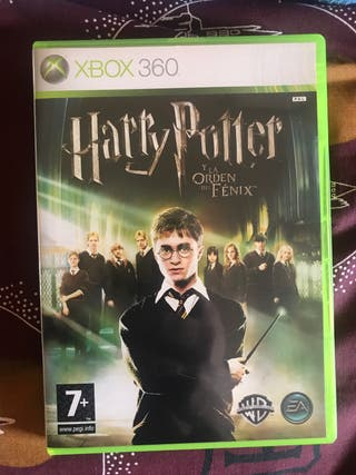 Juego xbox 360 harry potter