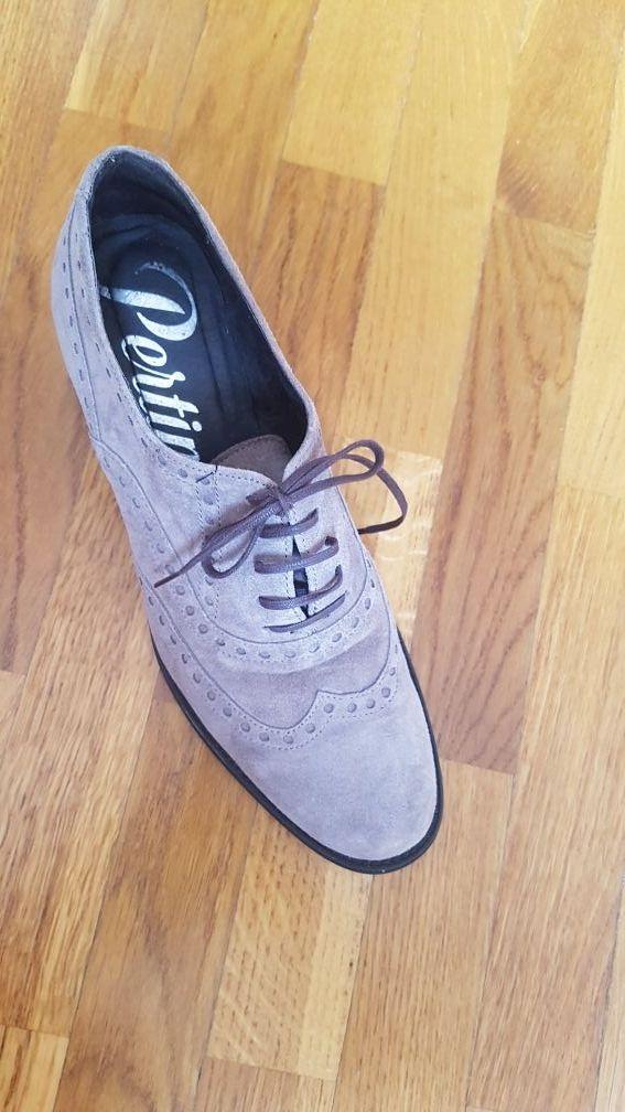 Zapatos Pertini de cuero