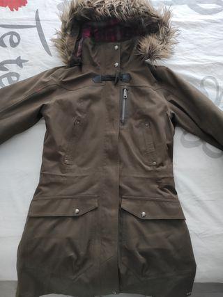 Abrigo Quechua mujer
