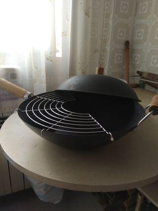 Wok ,para cocinar