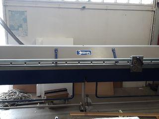 plegadora cortadora manual