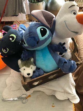 Peluches Disney nuevos