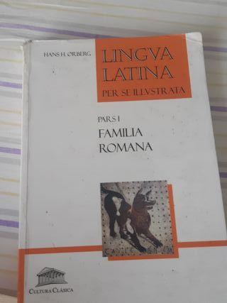 "libro ""Lingva latina"""