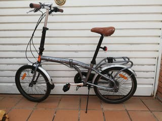 Bici plegable PS40 Urban Life