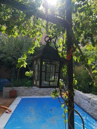 Farol jardín