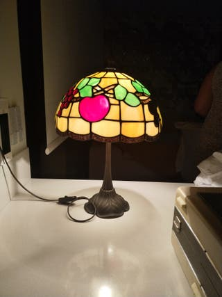 lampara de mesa tifani