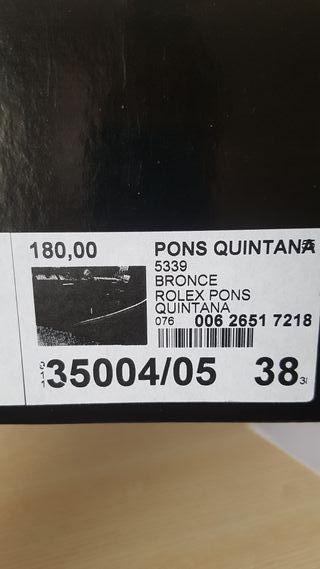 GANGA Zapato Pons Quintana