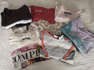 lote de 12 piezas de ropa