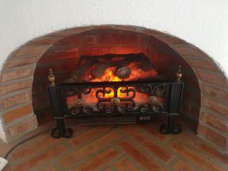 estufa calentador eléctrico