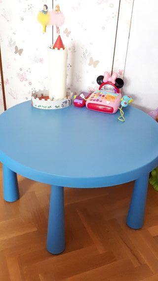 Mesa y taburetes de Ikea