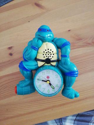 Despertador Tortugas Ninja
