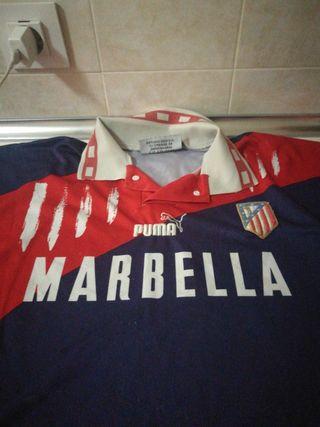 Camiseta Atlético de Madrid 95/96