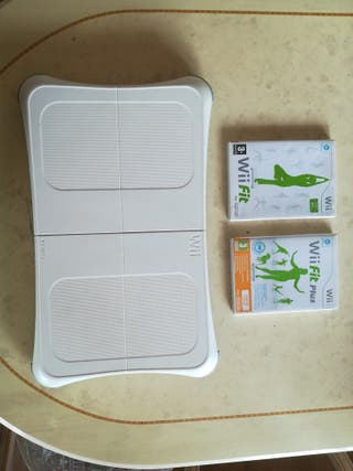 Wii Fit: Plataforma + wii Fit + wii Fit plus