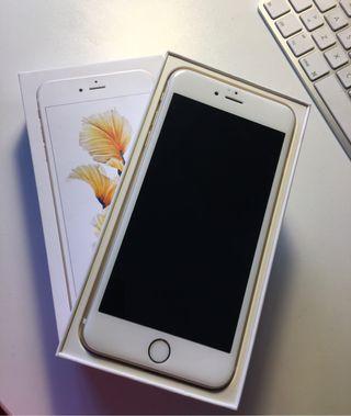 Iphone 6S Plus 32 gb oro gold. Con garantia