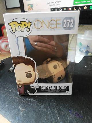 Funko pop capitán hook