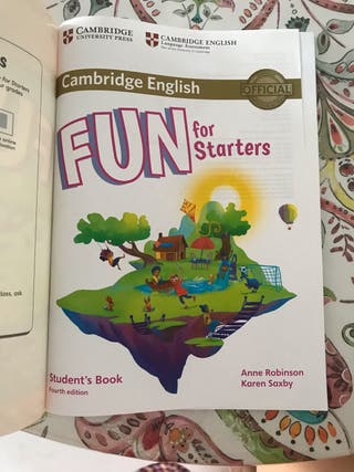 Cambrige English FUN For starters
