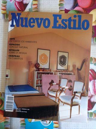 Revista Nuevo Estilo núm 167