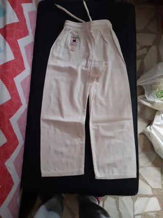 pantalones karate