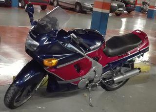 Kawasaki ZZR-600