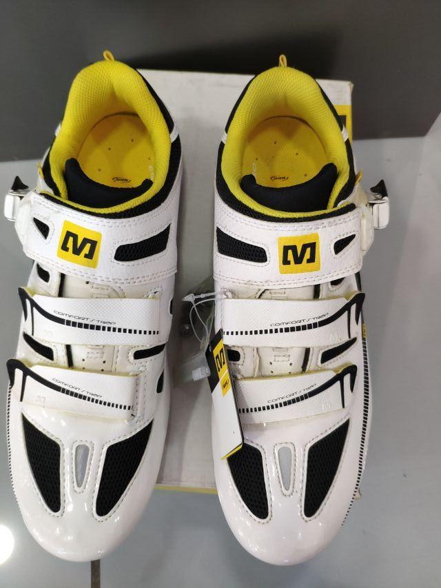 Zapatillas ciclismo Mavic Avenge Carbon nuevas